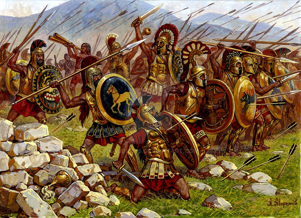 Spartans averyanov by saudi6666
