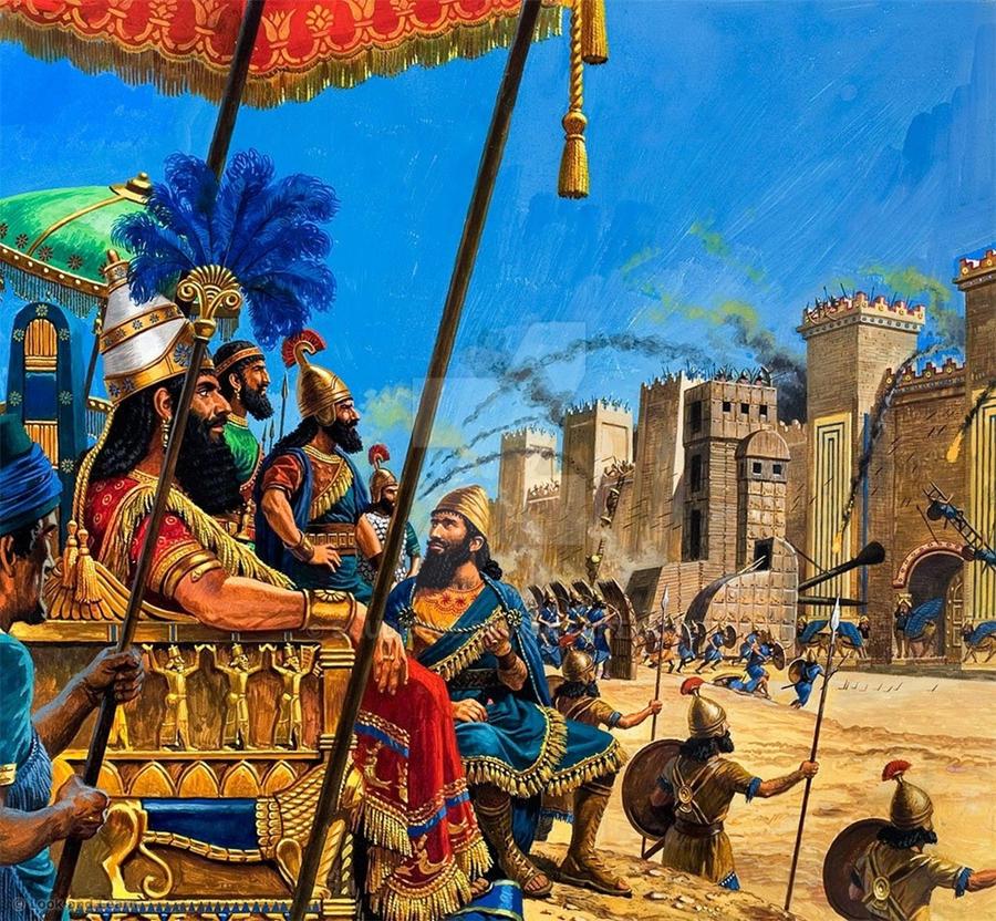 Nebuchadnezzar by saudi6666