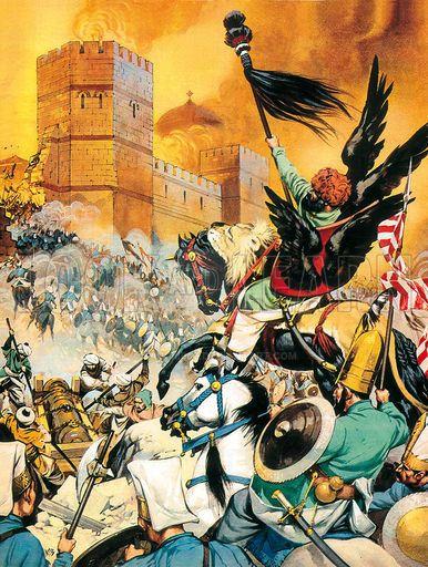 Ottoman Warriors by saudi6666