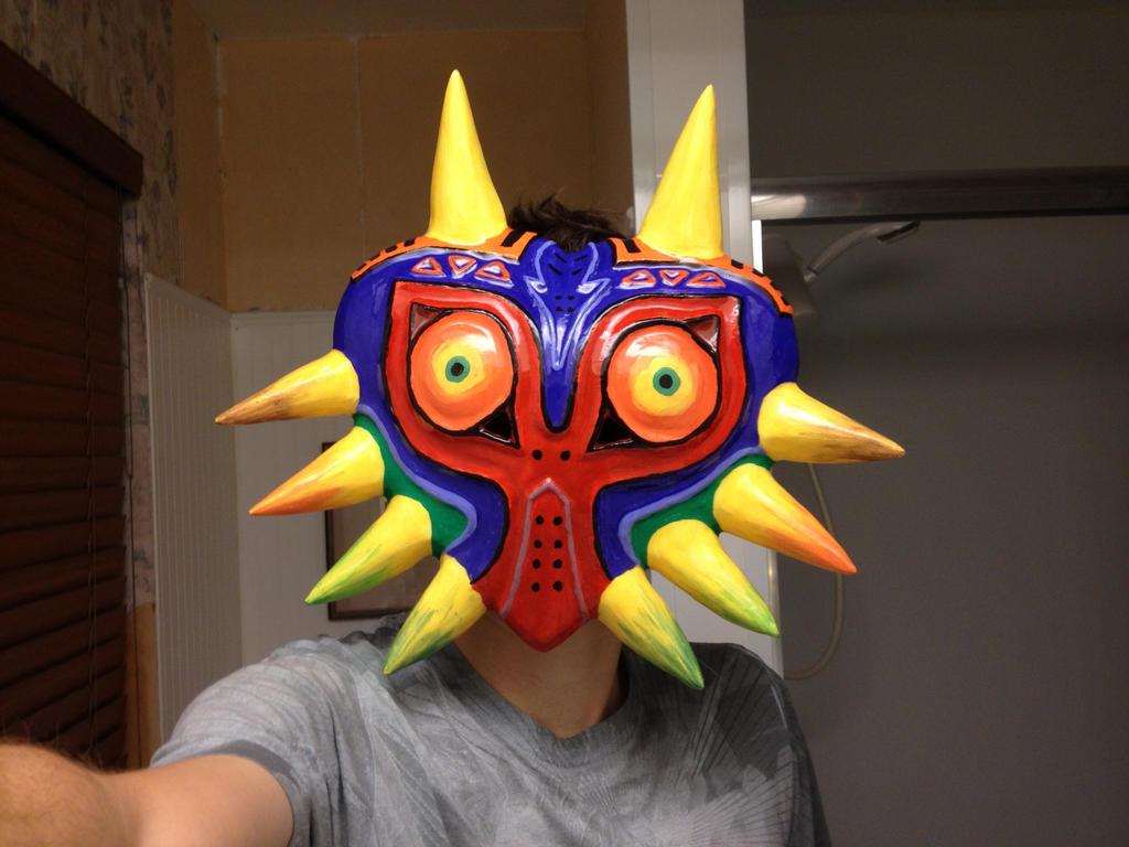 Majora's Mask by TheAngryMaskSalesman on DeviantArt