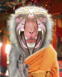 Sun Wukong - The Buddha has Awakened by Ghostexorcist