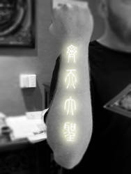 Monkey King Tattoo - Great Sage Equaling Heaven by Ghostexorcist