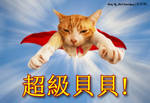 Super Beibei! by Ghostexorcist