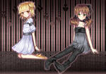 Distorted Princess +collab+