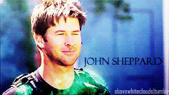 John Sheppard by Luna6