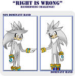 Right Is Wrong Challenge - Silver