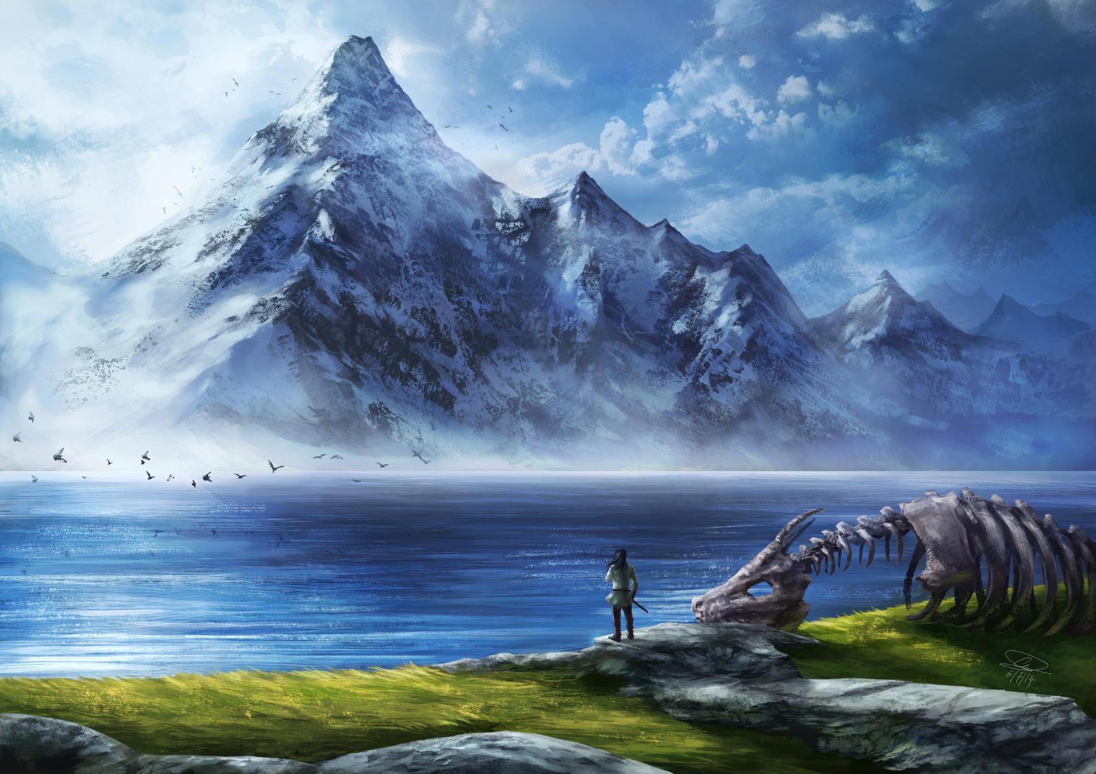 Landscape1 by Edwardch93