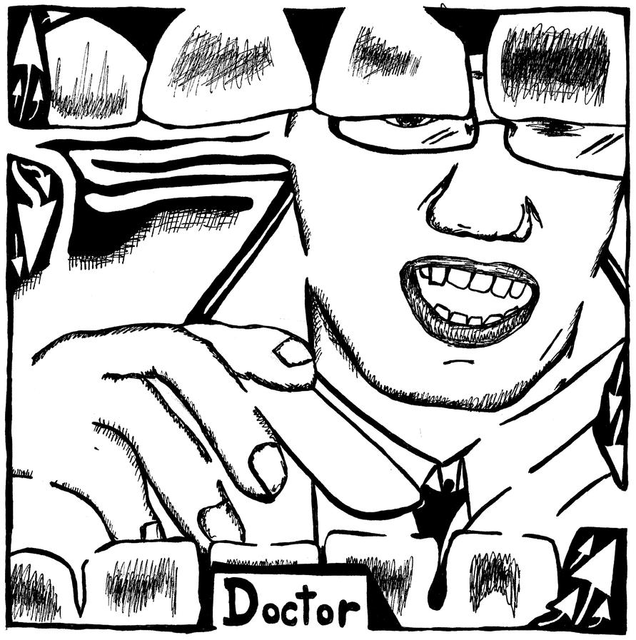 Doctor Maze by ink-blot-mazes