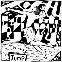 Jump Maze By Yonatan Frimer by ink-blot-mazes