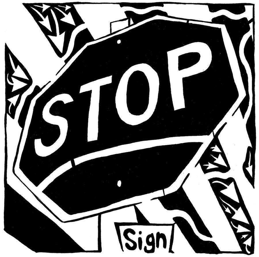 Stop Sign Maze