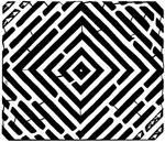 Pulsating diamond maze