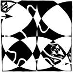 Rorschach Maze by ink-blot-mazes
