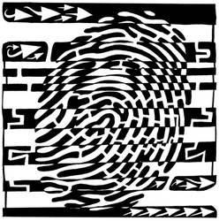 Fingerprint Scanner Maze