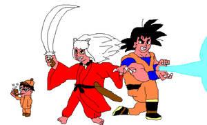Mega Hiro's best Anime heroes