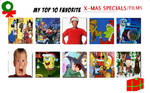 My Top Favourite Christmas Specials
