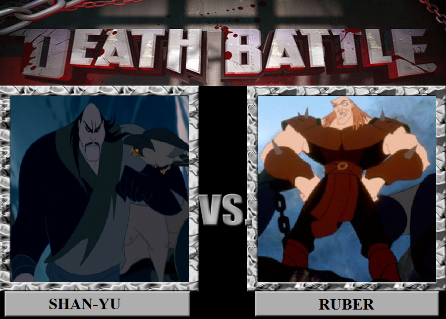 Death Battle: Shan-Yu vs.