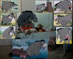 Character Collage: Eeyore