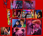 Couple Collage: Johnny and Mavis
