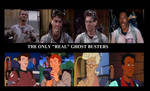 The only REAL Ghostbusters