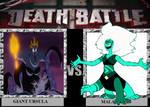 Death Battle: Giant Ursula vs. Malachite