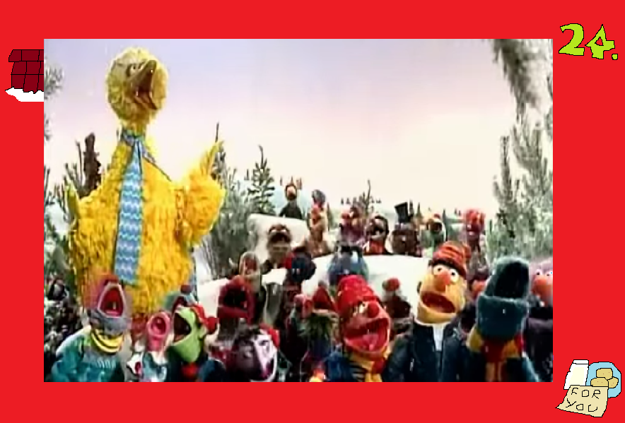 24th december a muppet family christmas by austria man - Muppets Family Christmas