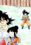 Kakarot vs. Goku