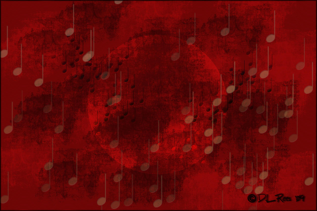 Top Wallpaper Music Red - musical_notes_wallpaper_by_zethara  Graphic_25379.jpg