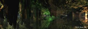 A Bryce Cavern