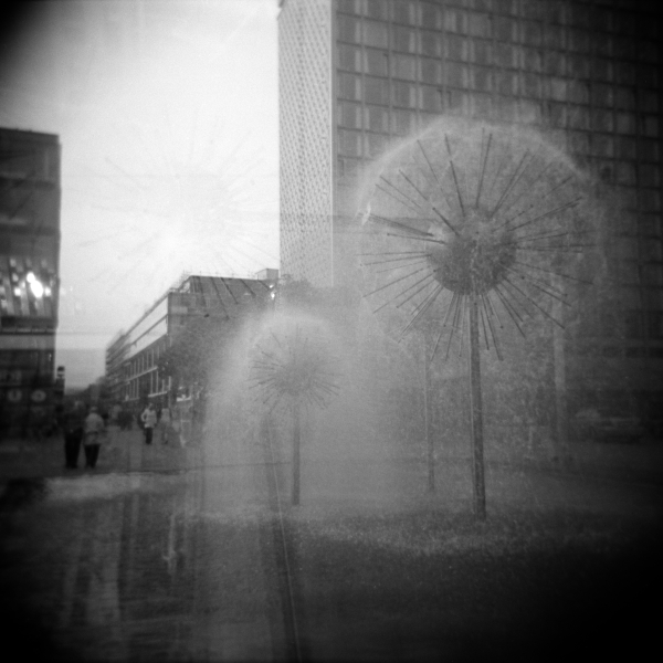 the holga experience by bzed