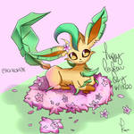 Happy Leafeon Day!!