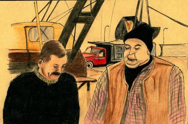 Gemide Filmi - Nabcaz be Kamil