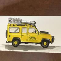 Camel Trophy - Land Rover OneTen