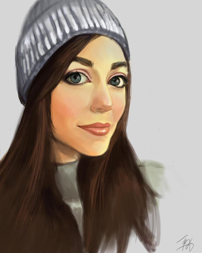 Selfy by PolinaVas