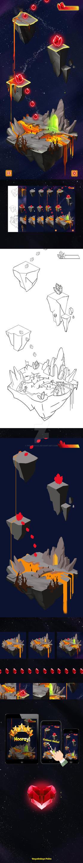 Lava Project by PolinaVas