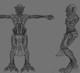 Demon Corspe by LordKonton
