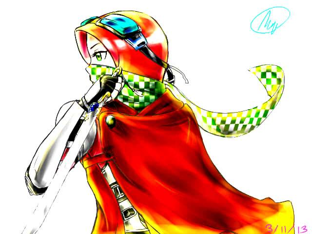 muslimah warrior! by sakurapulse