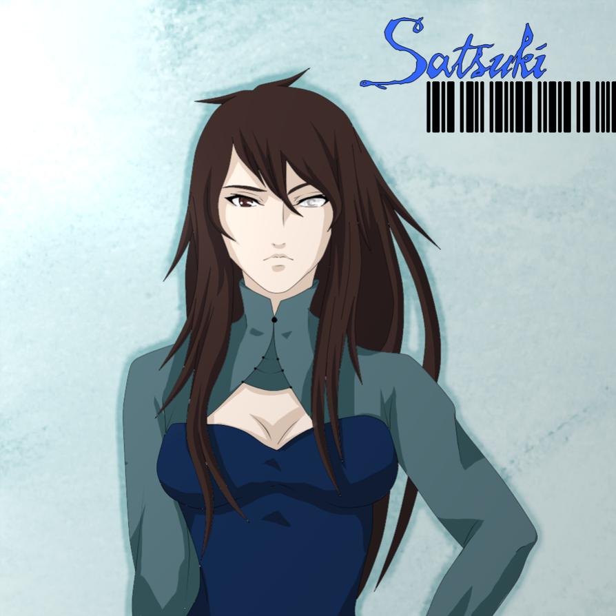 [ Gift ] Satsuki by Irys666