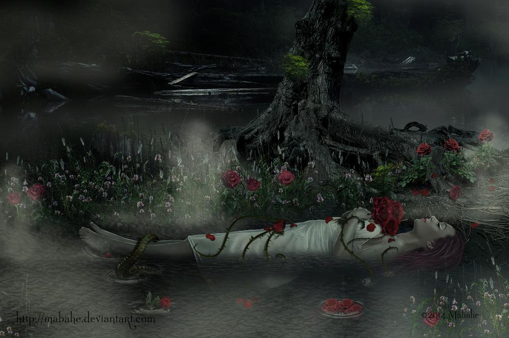 Elisa Day -The wild Rose