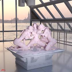 Museum Erotica III by Stevie3D