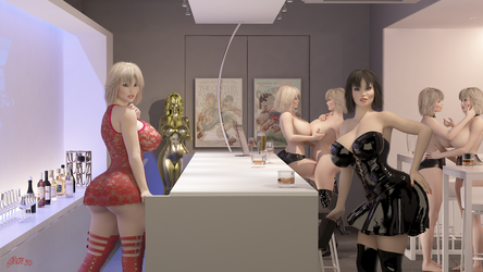 Club Lucy - Ladies Only by Stevie3D