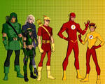 Green and Red Justice