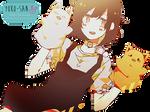 anime girl(???)