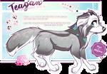 commission: teagan