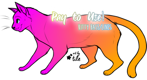 P2U: kitty base/lines by BabyWolverines