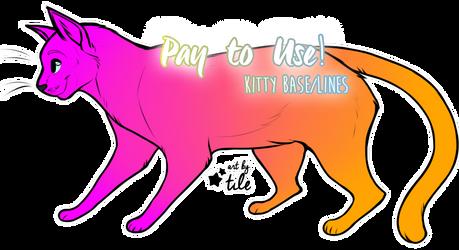 P2U: kitty base/lines