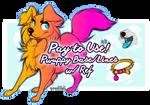 P2U: Pwuppy Base (can now purchase thru paypal)