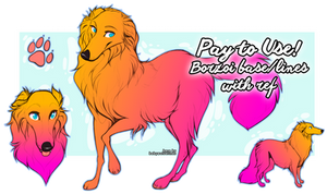 P2U: Borzoi Base With Full Ref