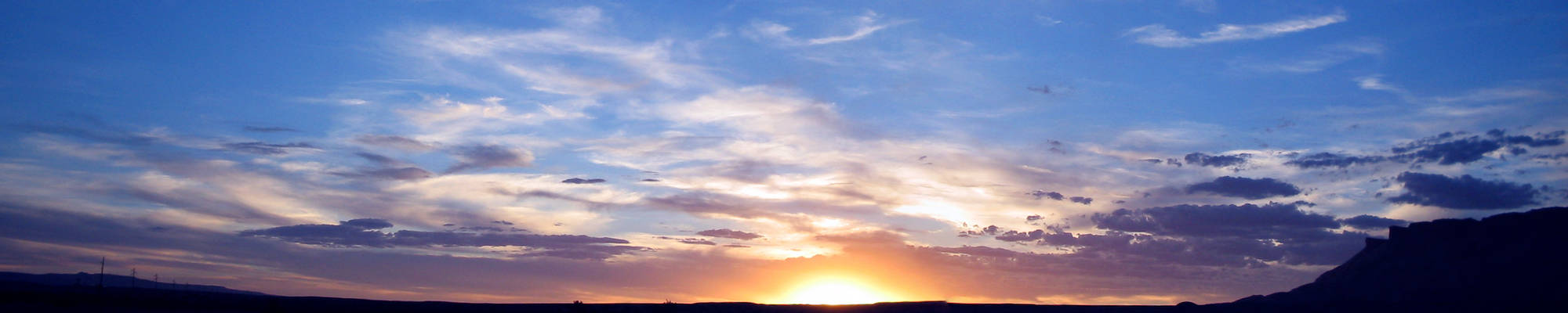 Sunset-Quad Display by mrmattrice