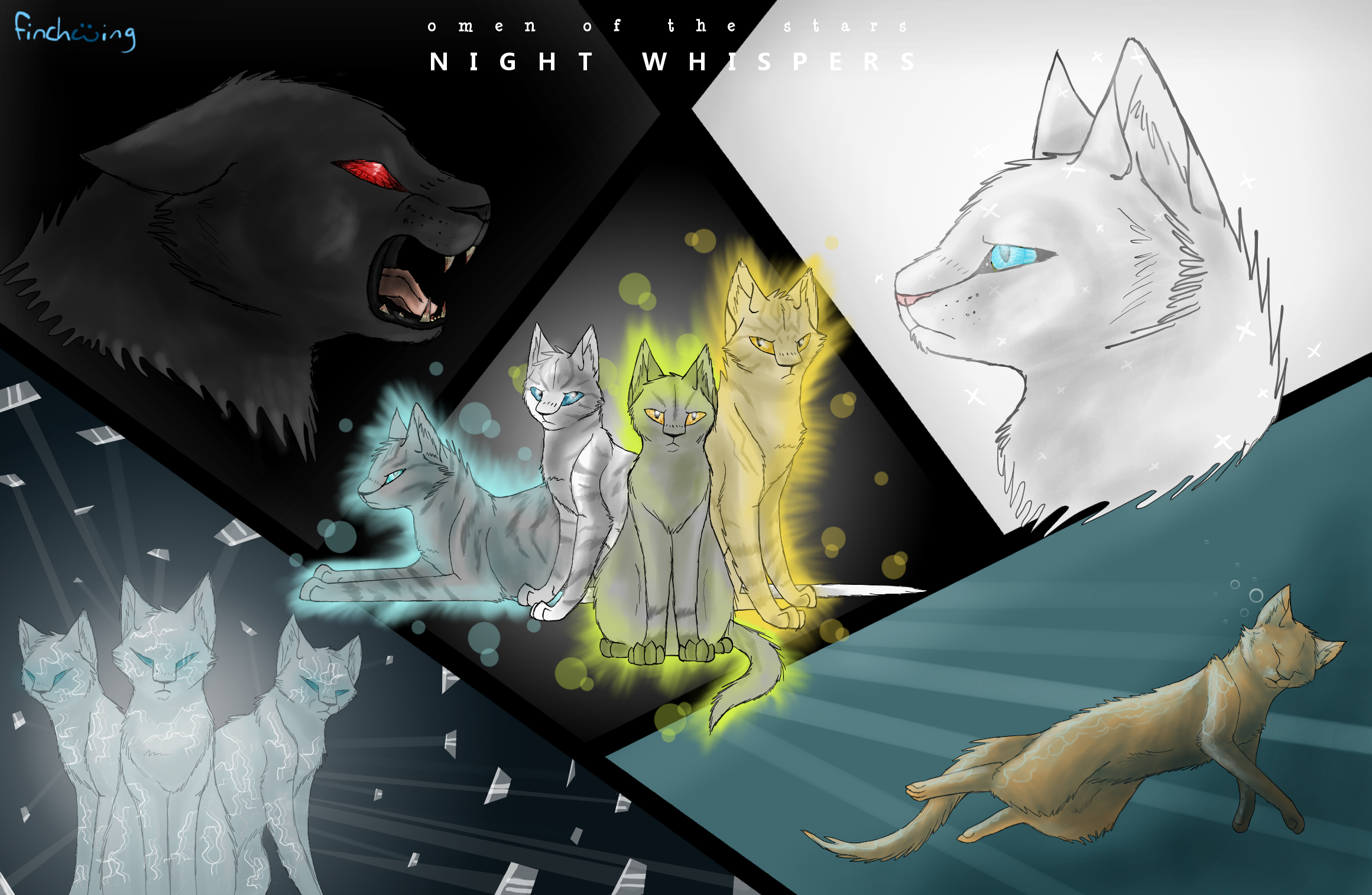 ---Night Whispers--- by Finchwing