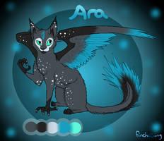 OC - Ara by Finchwing